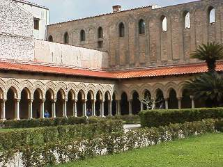 Cloisters of Monreale