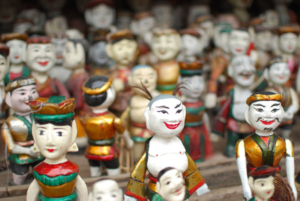 Post image for Favorite Photo Friday- Water Puppets, Hanoi Vietnam