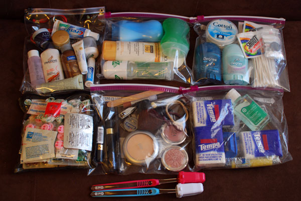 Packing Tech Toiletries Amp Other Wired2theworld