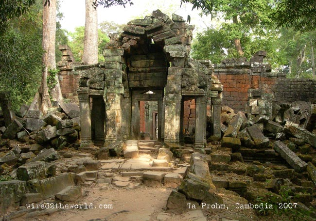 Post image for Favorite Photo Friday-Ta Prohm Temple, Cambodia