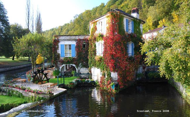 Moulin de l'Abbaye Hotel