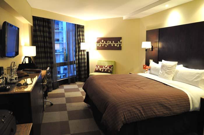 Sheraton Panama room 805