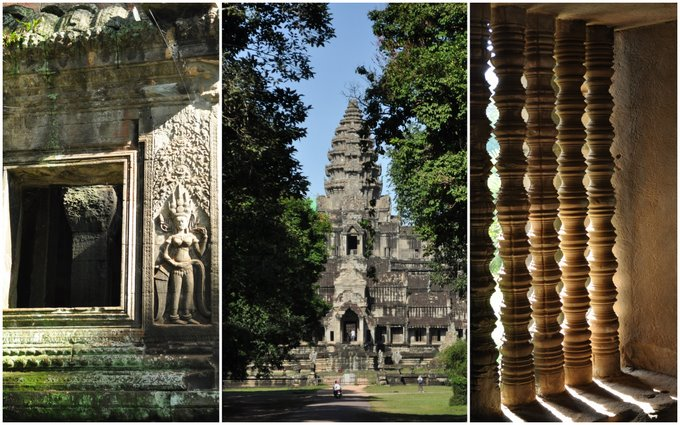 Post image for A One Day Visit to Temples of Angkor and Abacus Restaurant