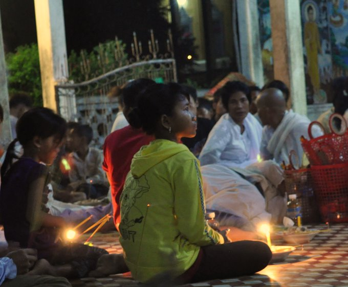 Post image for Feeding My Ancestors; Cambodia's Pchum Ben Festival