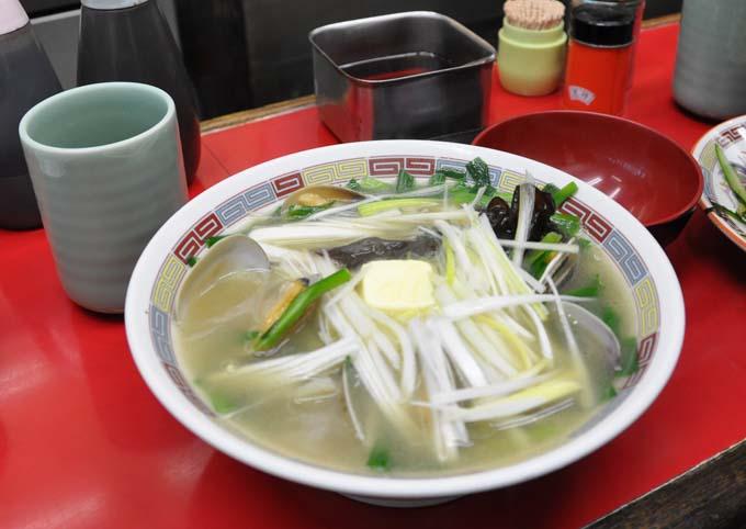Asari Ramen in Tsukiji Noodle Restaurant