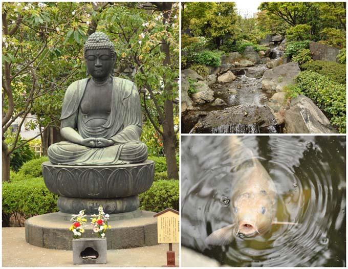 Senso-Ji Gardens