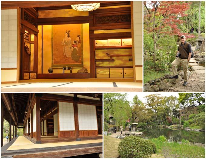 Senso-Ji Monk's Gardens