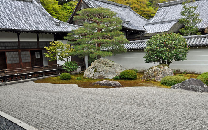 Nanzen-Ji rock garden