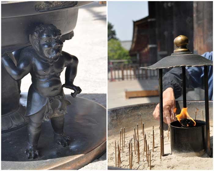 Todaiji Temple Incense
