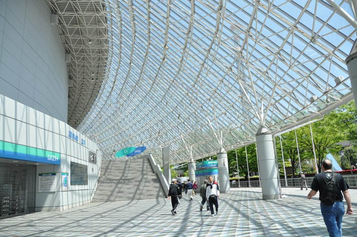 Under the Tokyo Dome