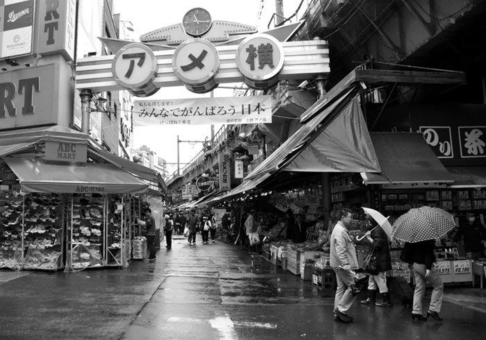 Post image for Tokyo's Ameyoko Market and Yakitori with the Local Crew