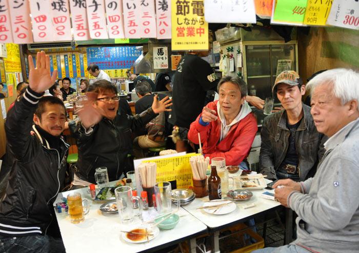 Daitoryo Yakitori Crew