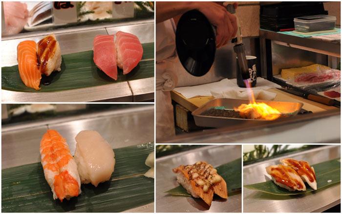 Shinjuku Standing Sushi