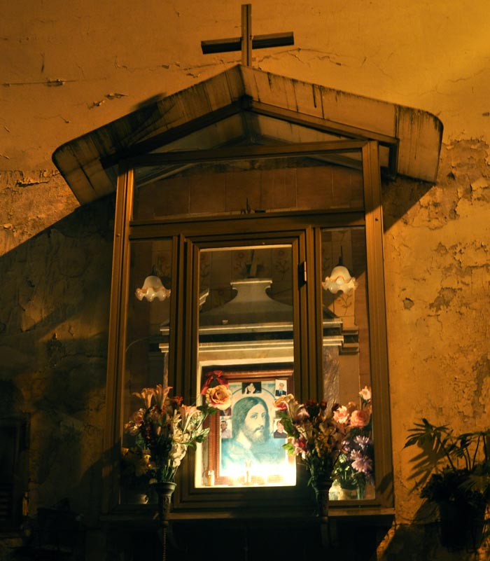 Naples shrine