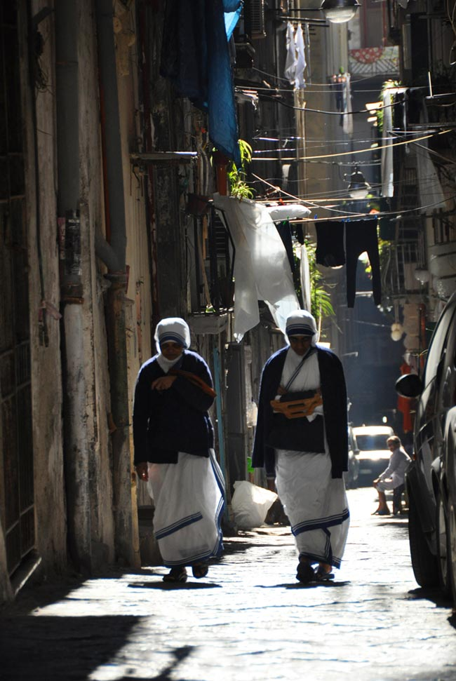 Naples Nuns