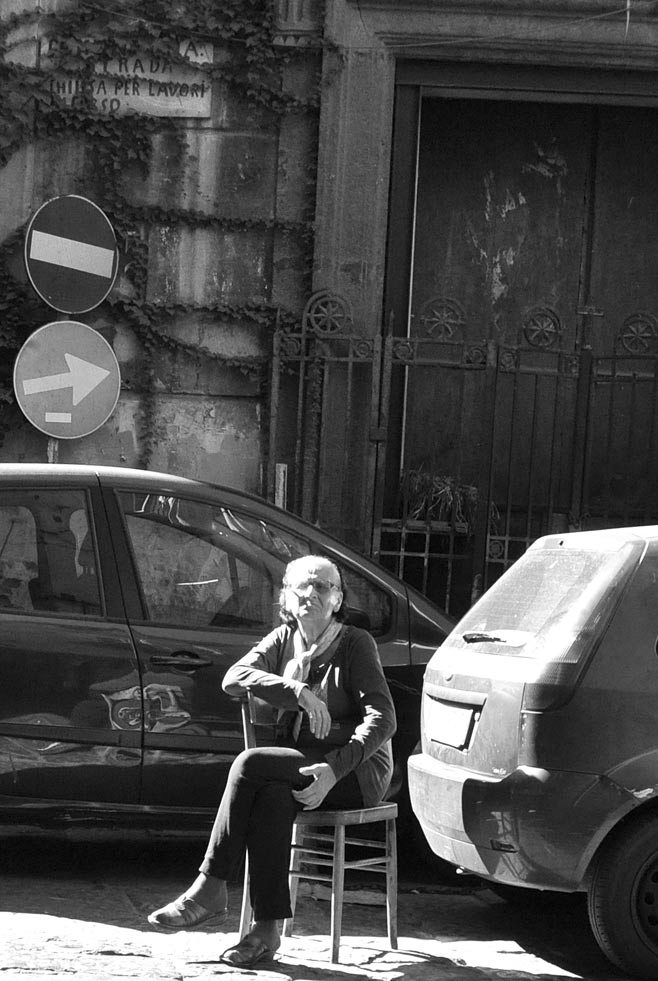 Naples woman