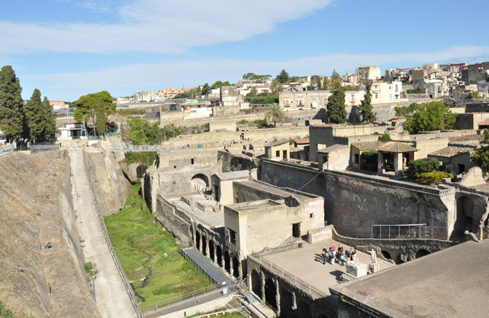 Herculaneum Self Guided Tour