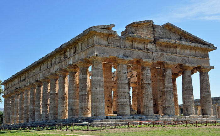 Post image for A Visit to Paestum's Temples and Archaeological Museum
