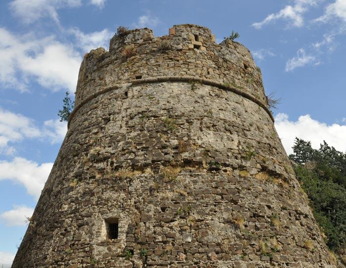 Agropoli castle