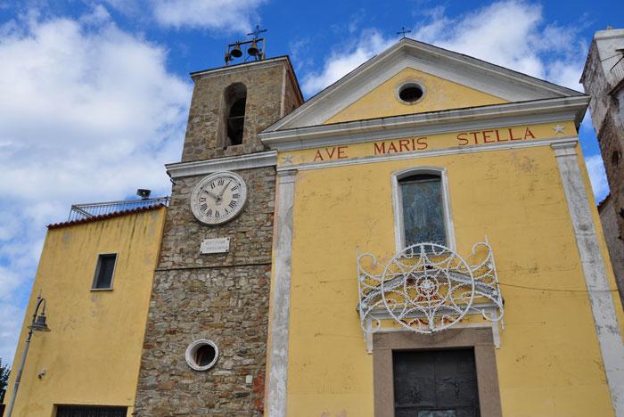 Agropoli church