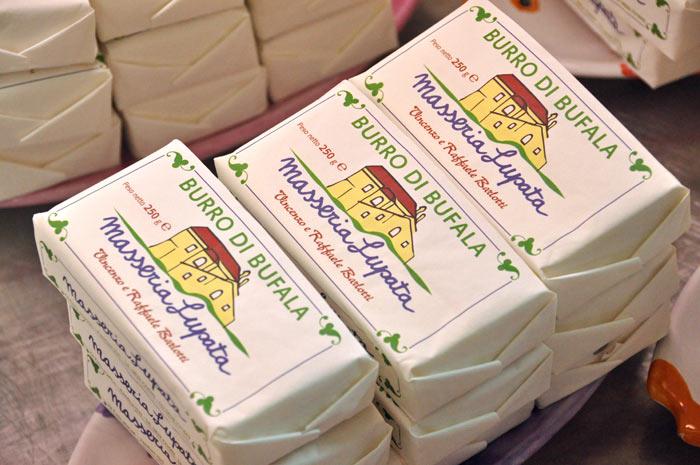 Buffalo butter