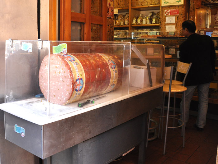 Giant Mortadella