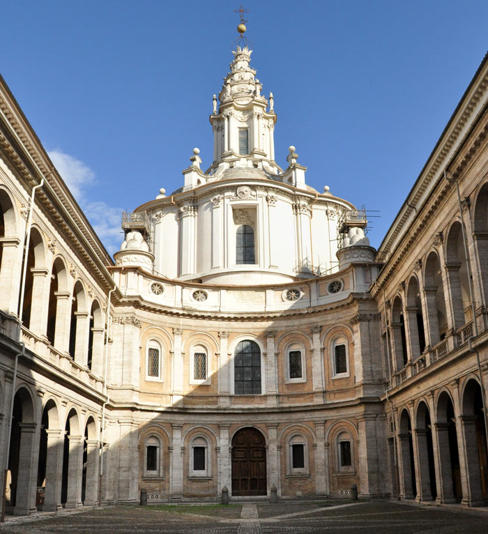 Church Sapienza