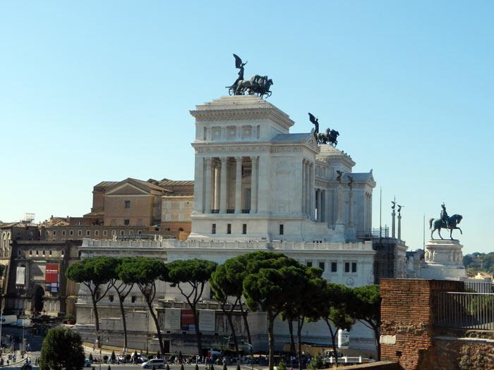 Trajan's Market View