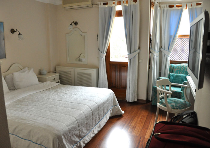 Room 202 Sari Konak Hotel