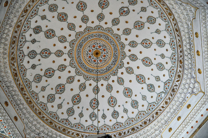 Topkapi Palace dome