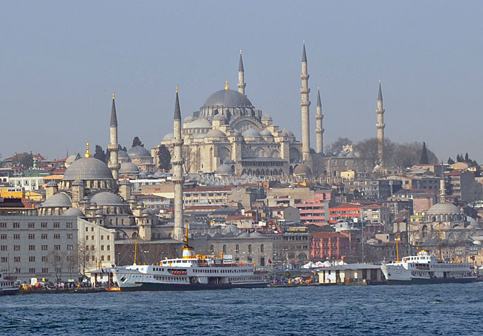 Post image for Visiting the Suleymaniye Mosque in Istanbul