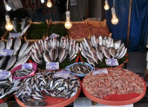Galeta Bridge Fish Market