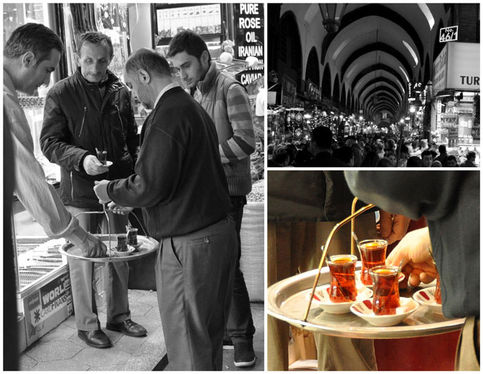Post image for Istanbul Markets; Bazaars and Walking Streets
