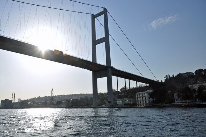 Post image for Riding the Ferries in Istanbul and a Bosphorus Cruise