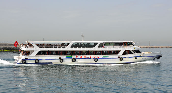 Bosphorus Cruise Ferry