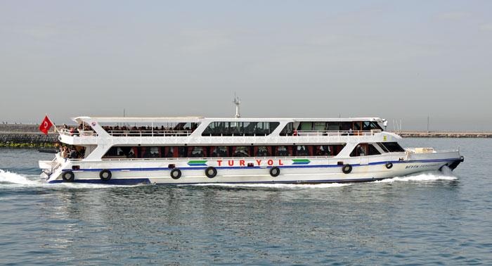 Bosphorus Cruise Ferry