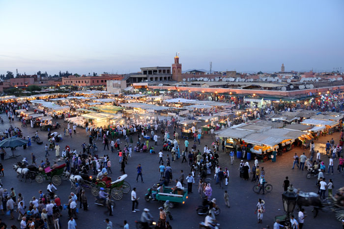 Post image for Jemaa el-Fna Square, Marrakech