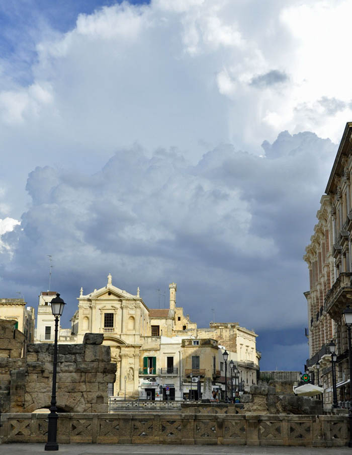 Post image for Lecce, Puglia's Baroque City