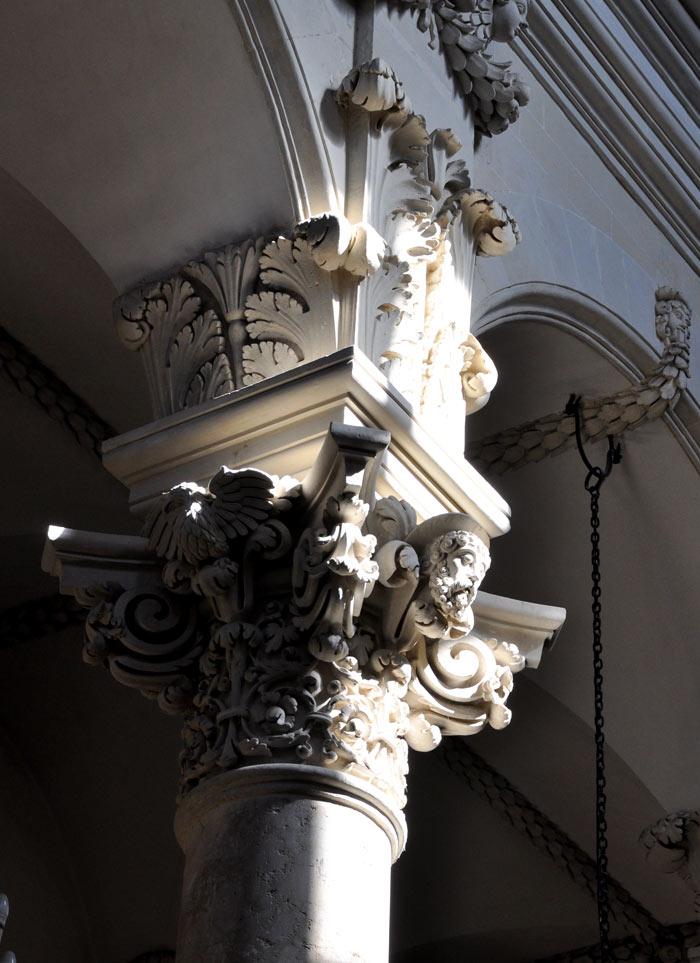 Lecce Santa Croce