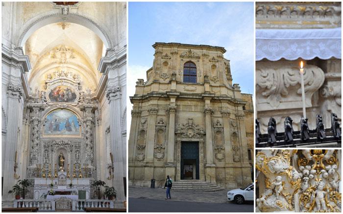 Lecce Santa Chiara