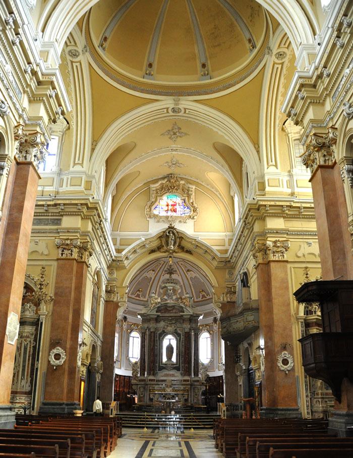 Martina Franca Basilica di San martino