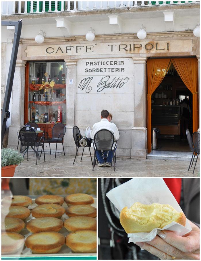 Martina Franca Cafe Tripoli