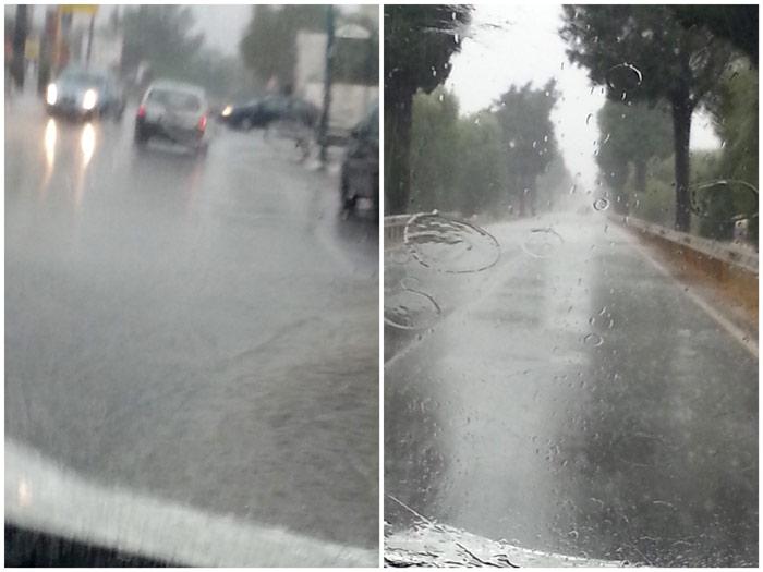 Martina Franca Rain