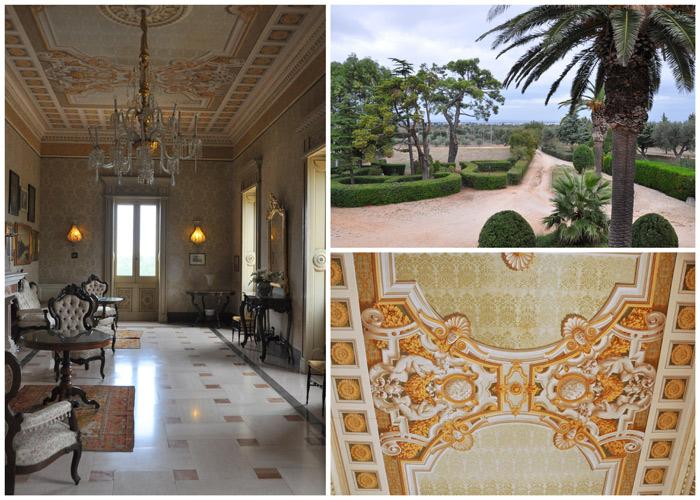Masseria Salamina Manor Wing