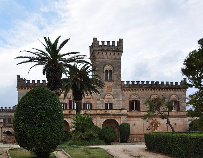 Masseria Salamina in Puglia Italy