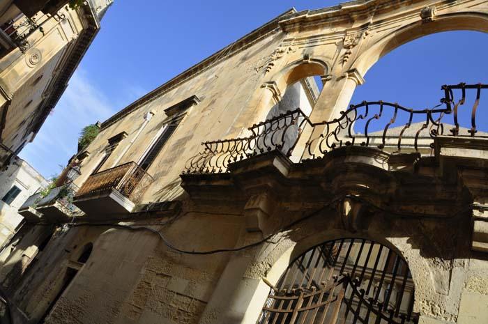 Palazzo Gorgoni Lecce