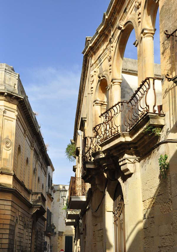 Post image for Palazzo Gorgoni in Lecce, Italy