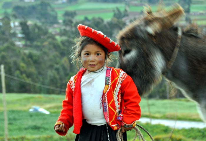 Post image for The Road to Urubamba Peru