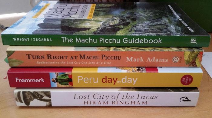 Peru-Books