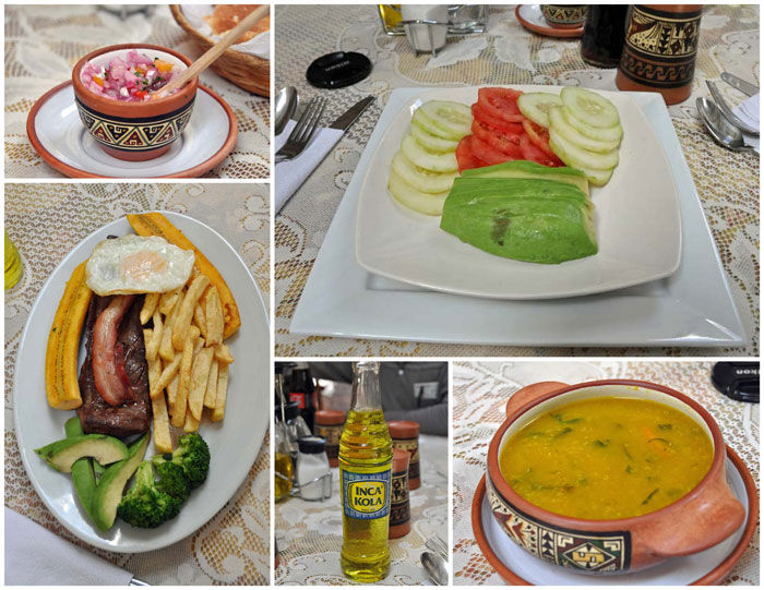 Dona Clorinda Lunch